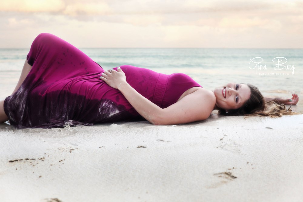 © Gina Burg | 5280 Shutter Bug |Maternity Photographer