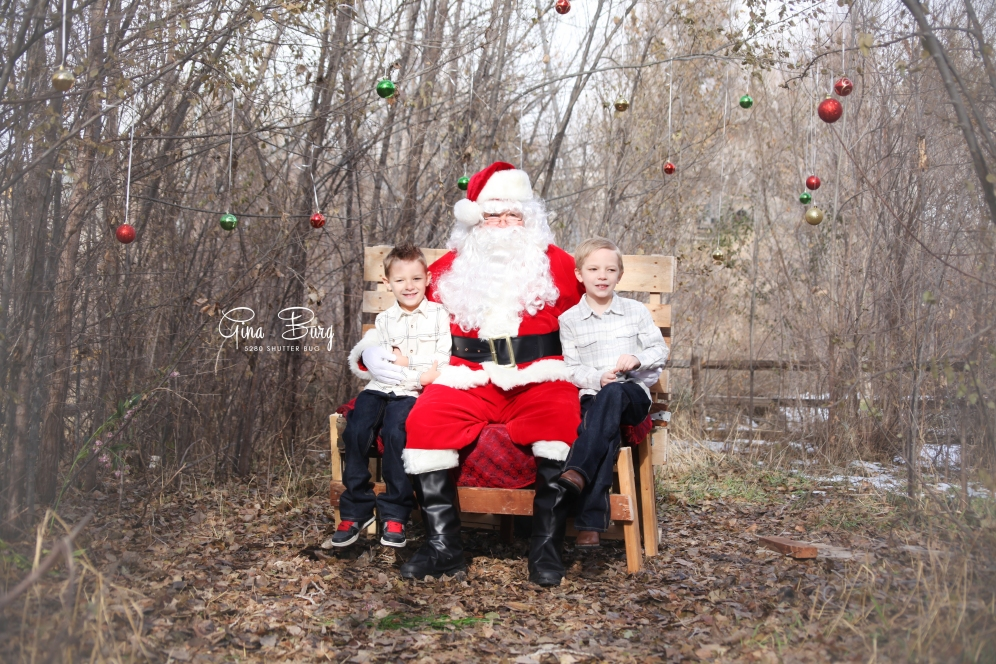 Gina Burg | Santa Mini-Sessions