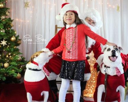 Gina Burg   Santa Sessions   Photographer