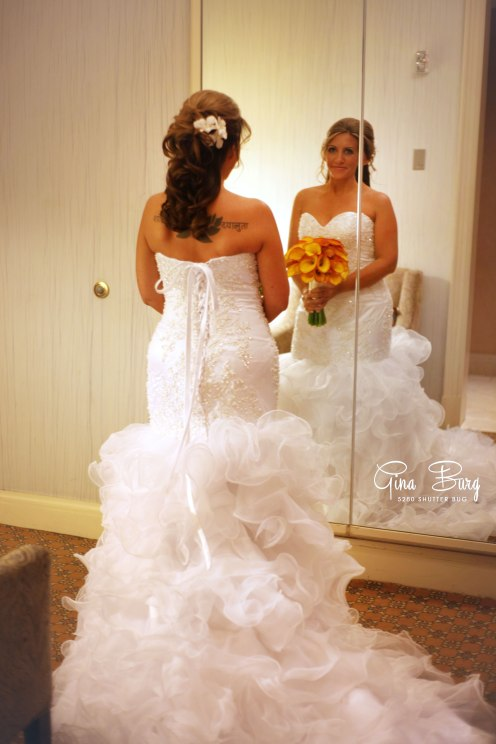 © Gina Burg   Wedding Photographer