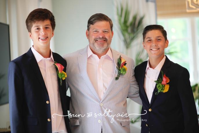 © Sun and Salty Air - Wedding Photography by Gina Burg
